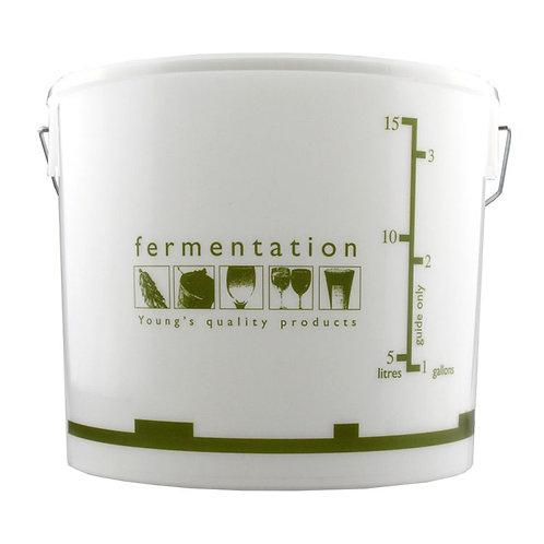 15 Litre Fermentation Vessel (Full Colour-Graduated)