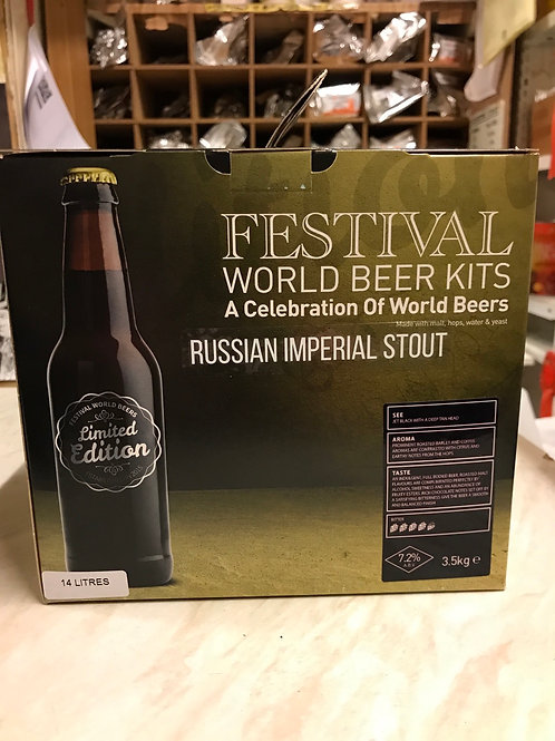 Festival Russian Imperial Stout