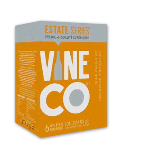 Estate Series - Merlot, California 10L