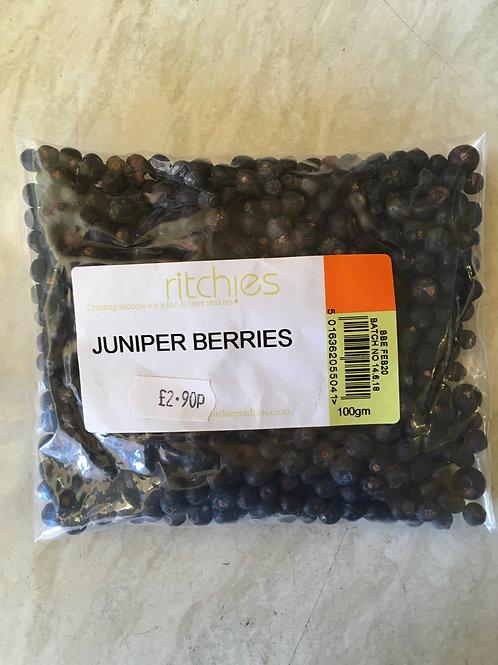Juniper Berries 100g
