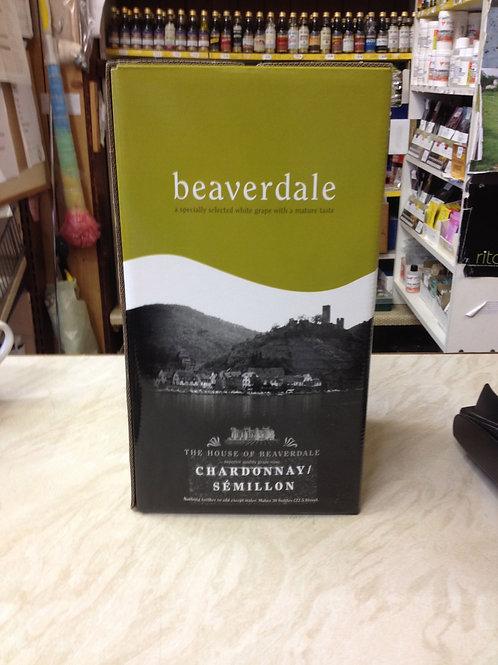 Beaverdale Chardonnay Semillon 30 bottle kit (6 litres)