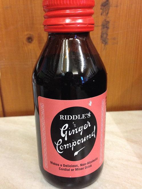 Riddles Ginger Wine Compound Essence