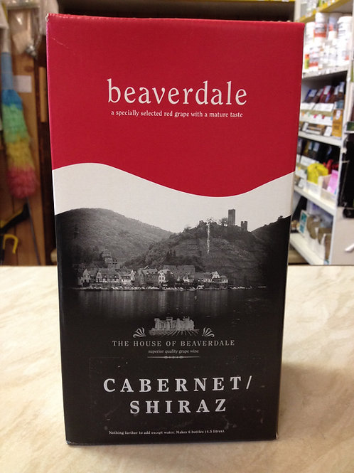 Beaverdale Cabernet Shiraz 6 Bottle Kit