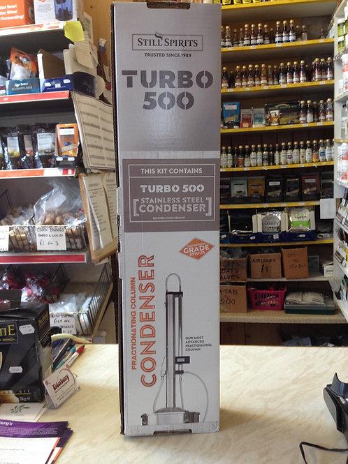 Still Spirits Turbo 500 Condenser (Stainless Steel)