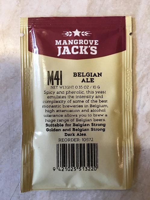 Mangrove Jack's Craft Series Yeast - Belgian Ale (10g)