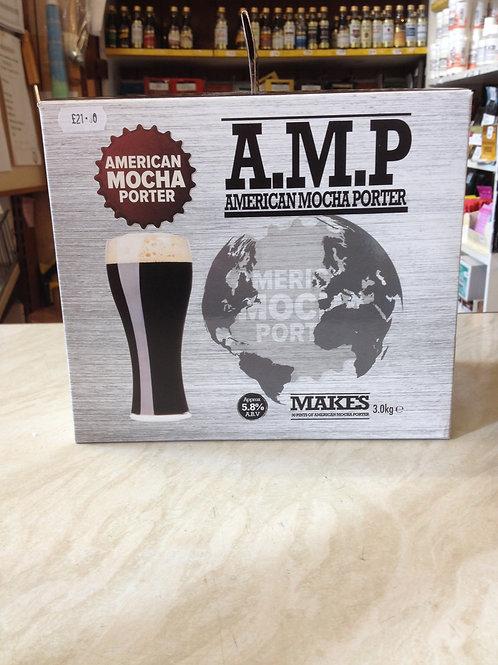 American Mocha Porter 3.0kg - A.M.P