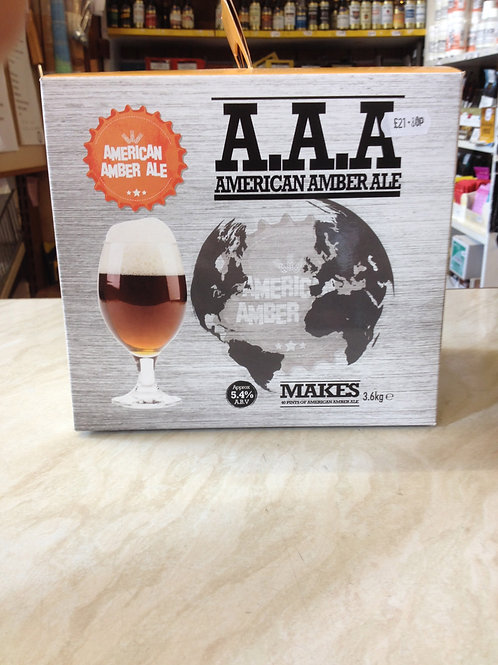 Young's American Amber Ale 3.6KG - A.A.A