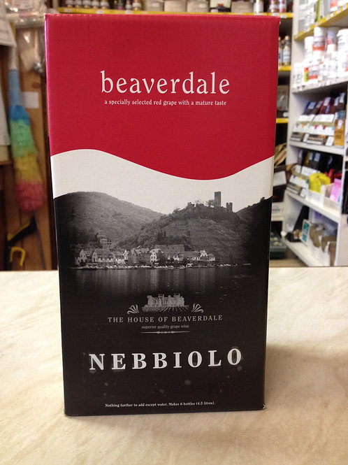 Beaverdale Nebbiolo 6 Bottle Kit