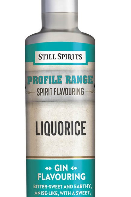 Still Spirits Profile Range - Liquorice