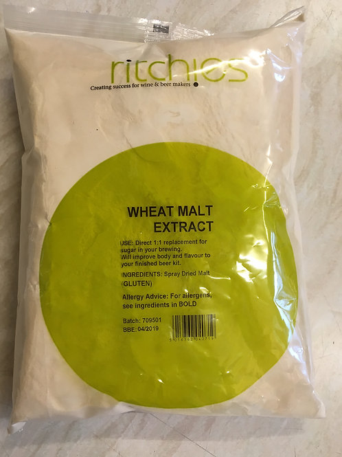 Ritchies Wheat Malt Extract 1kg