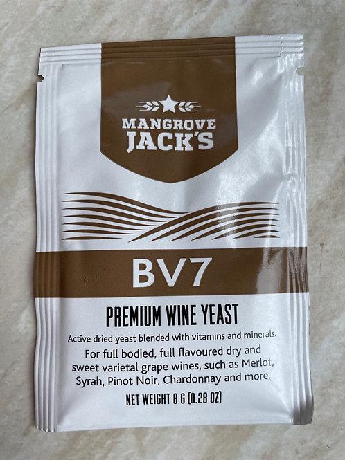 Mangrove Jack's Wine Yeast BV7