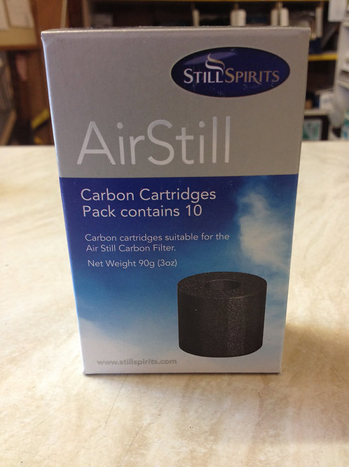 Air Still Carbon Cartridge (10)