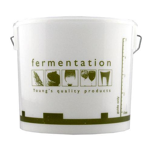 5 Litre Fermentation Vessel (Full Colour-Graduated)