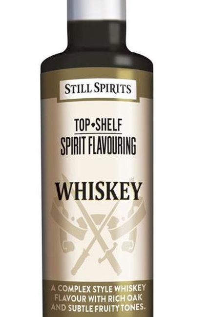 Top Shelf Whiskey