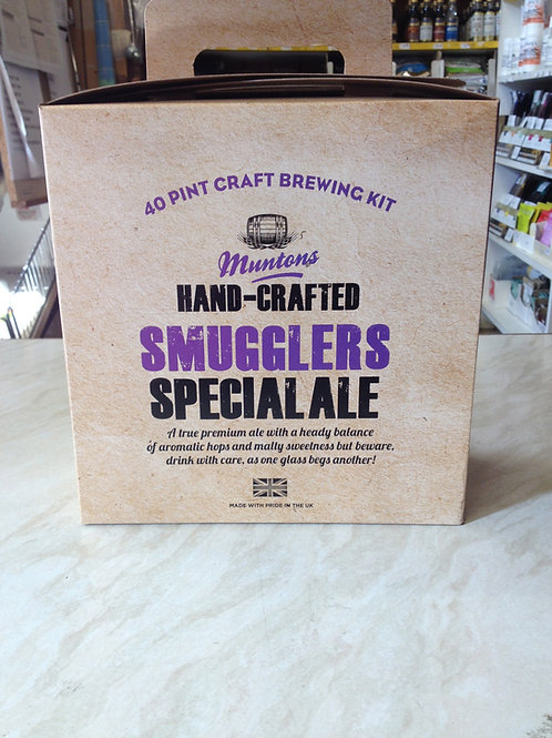 Muntons Smugglers Special Ale