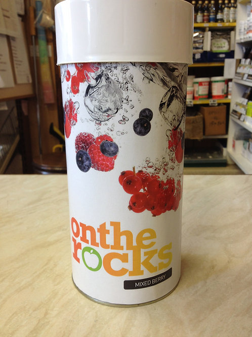 On the Rocks Mixed Berry Cider
