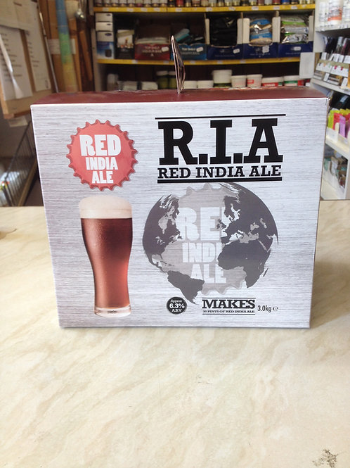 Young's Red India Ale 3.0kg - R.I.A