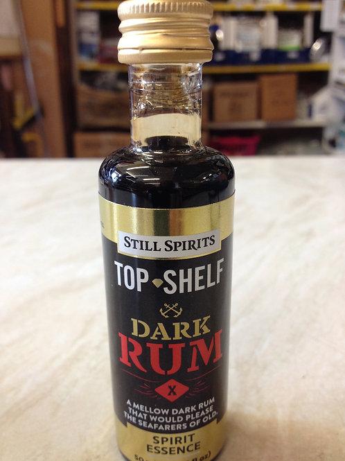 Still Spirits Top Shelf Dark Rum