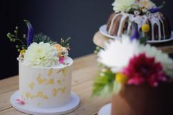 SupaDupaMama wedding cake