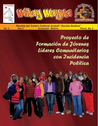 REV-2-003 Wiñay Huayna Nº 3 Año 3