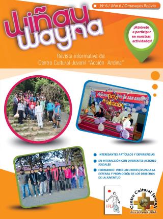 REV-2-006 Wiñay Huayna Nº 6 Año 6