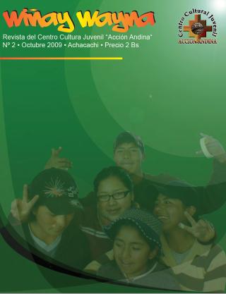 REV-2-002 Wiñay Huayna Nº 2 Año 2