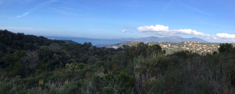 Vue Baie Ajaccio