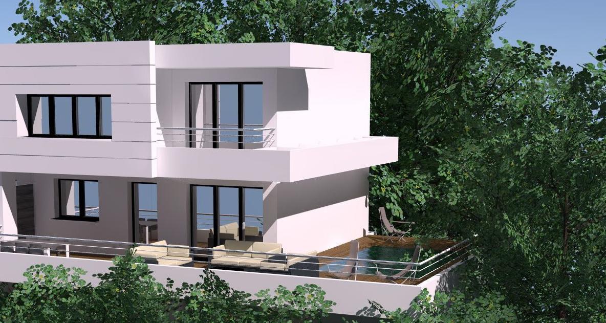 23 villas de luxe avec piscine