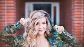 Style: Camo, in honor of Veterans Day!