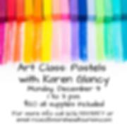 Art Class_ Pastels with Karen Glancy (1)