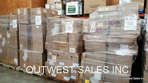 Target Overstock Pallets