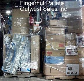 Fingerhut Pallets
