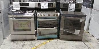 LG Appliance Ranges