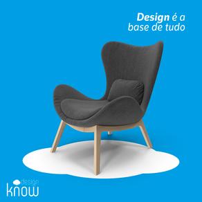 Design é a base de tudo