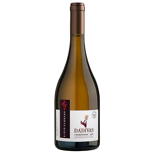 Lídio Carraro Dádivas Chardonnay (1 und) Safra 2017