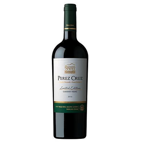 Perez Cruz Carbernet Franc Limited Edition (1 und) Safra 2016