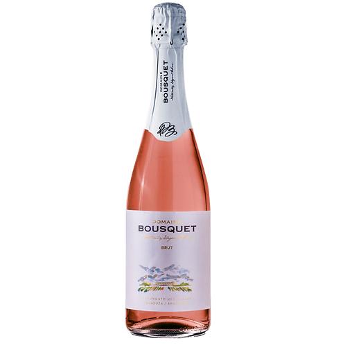 Domaine Bousquet Rosé Brut (1 und) Safra 2017