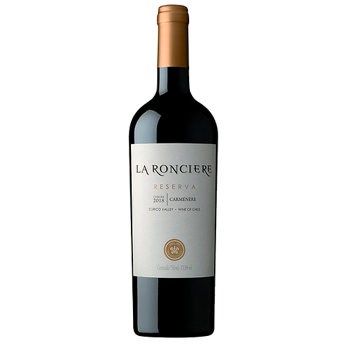 La Ronciere Carmenere Reserva (1 und) Safra 2019