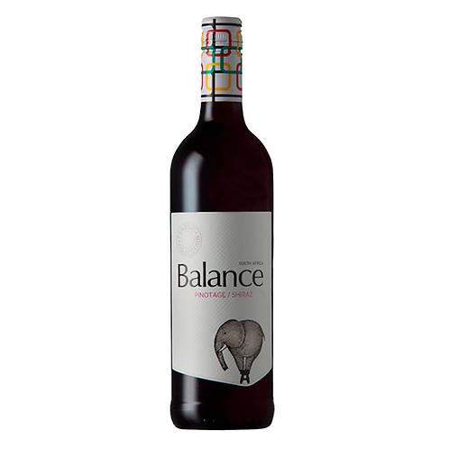 Balance Classic Pinotage / Shiraz (1 und) Safra 2020