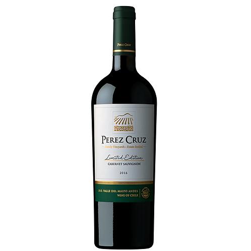 Perez Cruz Cabernet Sauvignon Limited Edition (1 und) Safra 2017