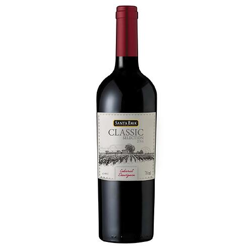Santa Ema Classic Selection Cabernet Sauvignon (1 und) Safra 2019