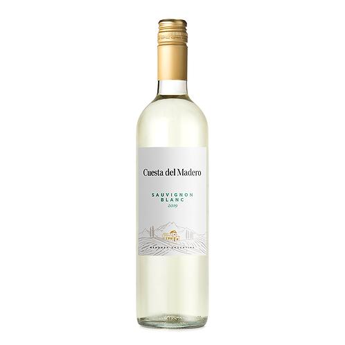 Cuesta Del Madero Savignon Blanc Varietal (1 und) Safra 2020