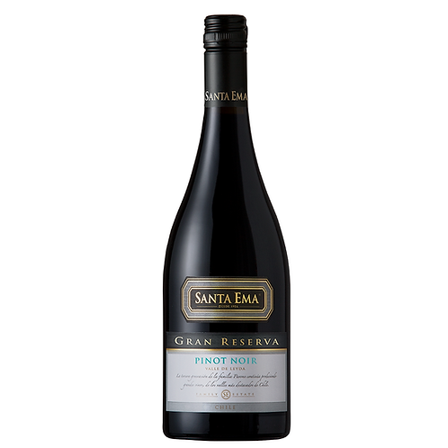 Santa Ema Gran Reserva Pinot Noir (1 und) Safra 2017