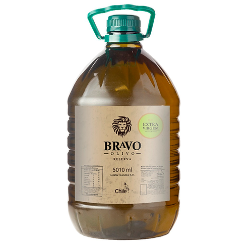 Bravo Olivo Reserva Azeite de Oliva extra Virgem (5L)