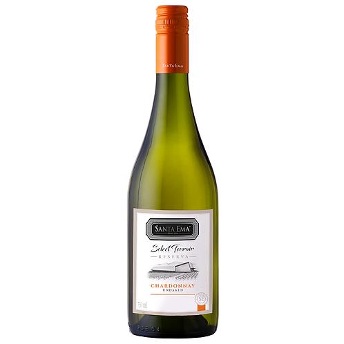 Santa Ema Select Terroir Reserva Chardonnay (1 und) Safra 2019