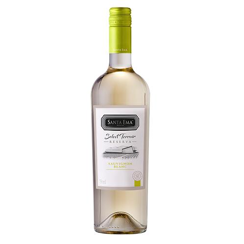 Santa Ema Select Terroir Reserva Sauvignon Blanc (1 und) Safra 2018