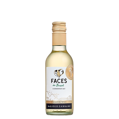 Lídio Carraro Faces do Brasil Chardonnay (1 und) Safra 2019 - 187,5ml