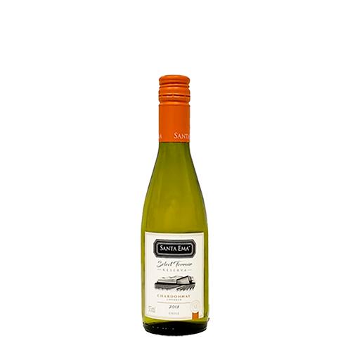 Santa Ema Select Terroir Reserva Chardonnay (1 und) Safra 2018 - 375ml