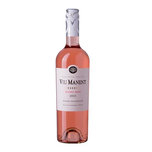 Viu Manent Malbec Rosé Reserva (1 und) Safra 2020