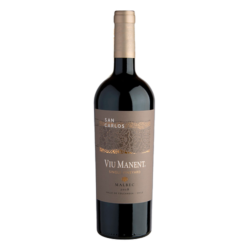 Viu Manent Single Vineyard Malbec (1 und) Safra 2017